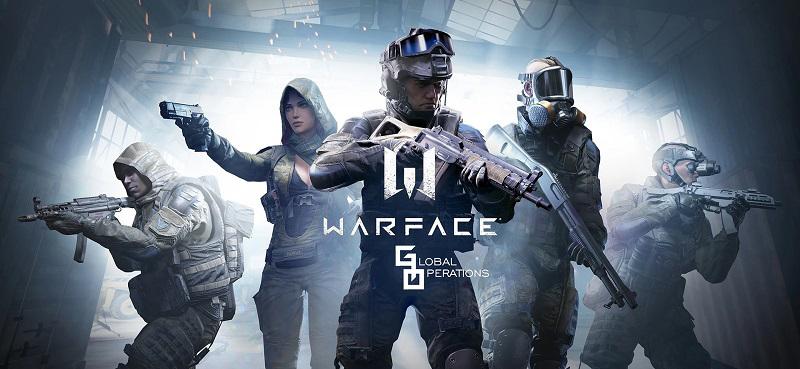 Game Warface Mobile với những trận chiến nghẹt thở