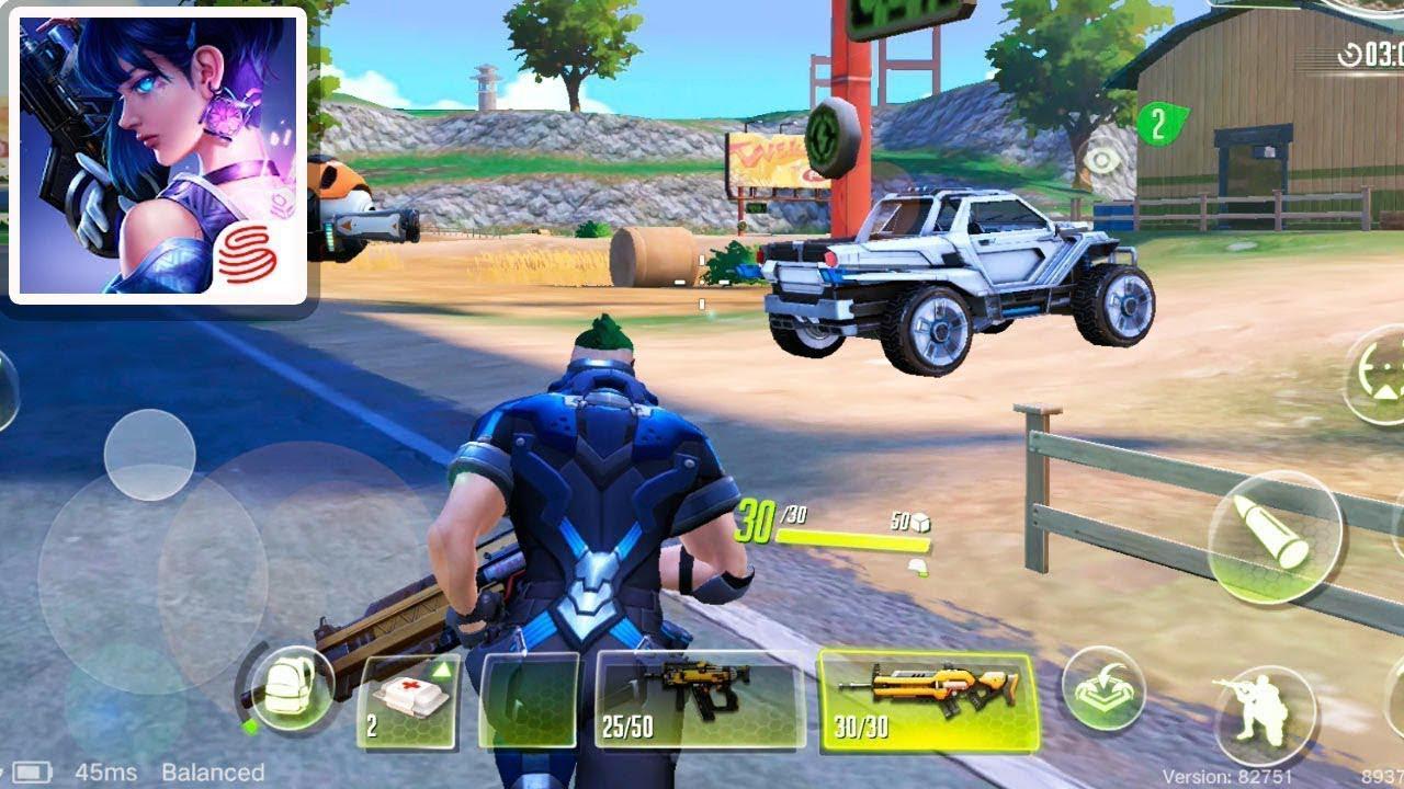 """Game Cyber Hunter được cho là đối thử """"nặng ký"""""""