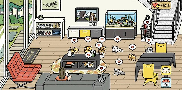 Game hot nhất 2020 - Adorable Home